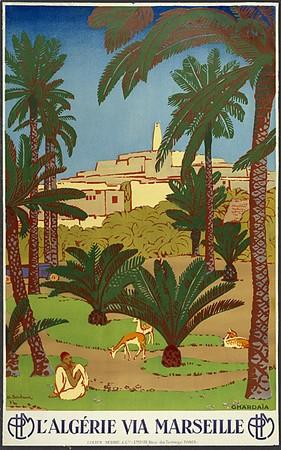 L'algérie via marseille_p