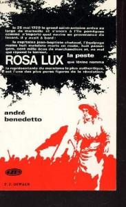 Rosa Lux Benedetto